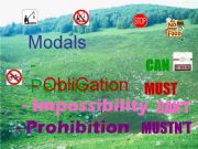 English powerpoint: Modals