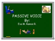 English powerpoint: Passive Voice Review