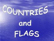 English powerpoint: Countries & Flags (PPS2)