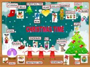 English powerpoint: Christmas Time