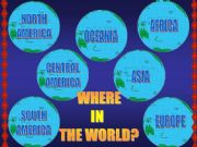 English powerpoint: GEOGRAPHY QUIZ