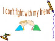 English powerpoint: class rules