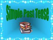 English powerpoint: Past Simple presentation