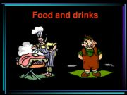English powerpoint: food 1/4