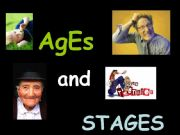 English powerpoint: Vocabulary on life stages