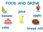 English powerpoint: food and drinks