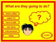 English powerpoint: GOING TO