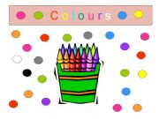 English powerpoint: Colours