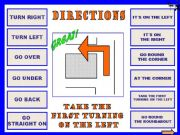English powerpoint: Directions 2 + WS