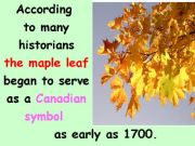 English powerpoint: Canada Part 4 of 6