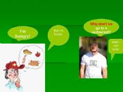 English powerpoint: third part of suggestion expressions