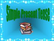 English powerpoint: Simple Present presentation