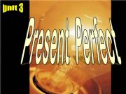 English powerpoint: present perfcet