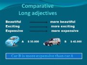 English powerpoint: comparatives (long adjectives) 2nd part