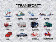 English powerpoint: transport