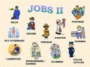 English powerpoint: JOBS II