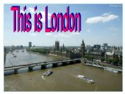 English powerpoint: London ( 1 )