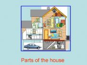 English powerpoint: Parts of the house