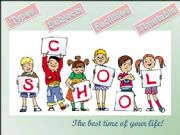 English powerpoint: SCHOOL (types, subjects, facilities, timetable)