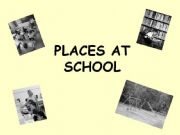 English powerpoint: Places at school