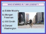 English powerpoint: Cinema Quiz - Interactive Game (PART 3)
