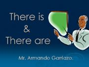 English powerpoint: There is /are
