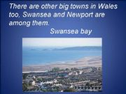 English powerpoint: Wales