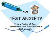 English powerpoint: Test anxiety