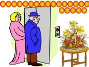 English powerpoint: ELEVATOR 0 - PRESENT CONTINUOUS