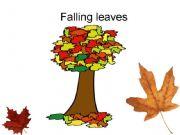 English powerpoint: Autumn part two