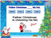 English powerpoint: Christmas  1/3