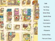 English powerpoint: Shops, Houses and Places in the city - Interactive Game (fully editable) - Part 2 of  3