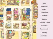 English powerpoint: Shops, Houses and Places in the city - Interactive Game (fully editable) - Part 3 of  3