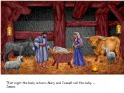 English powerpoint: The Christmas Story - part two