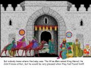 English powerpoint: The Christmas Story - part three