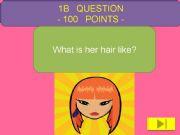 English powerpoint: Quiz People description: appearence & Clothes Part 2/3