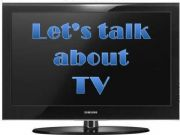 English powerpoint: Let´s talk about TV