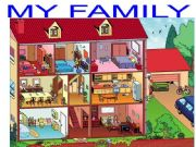 English powerpoint: Where is my family?