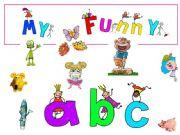 English powerpoint: My funnu ABC