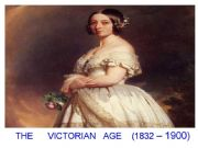 English powerpoint: The Victorian Age