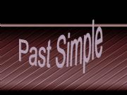 English powerpoint: pasty simple (a great content in a nice form)