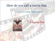 English powerpoint: Movie genres_Part 2