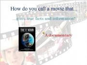 English powerpoint: Movie genres_Part 4