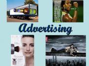 English powerpoint: ADVERTISING (1/5)