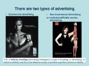 English powerpoint: ADVERTISING (2/5)