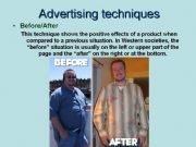 English powerpoint: ADVERTISING (3/5)