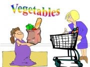 English powerpoint: Vegetables