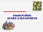 English powerpoint: email writing - business English