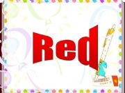 English powerpoint: Red Color