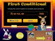 English powerpoint: First Conditional